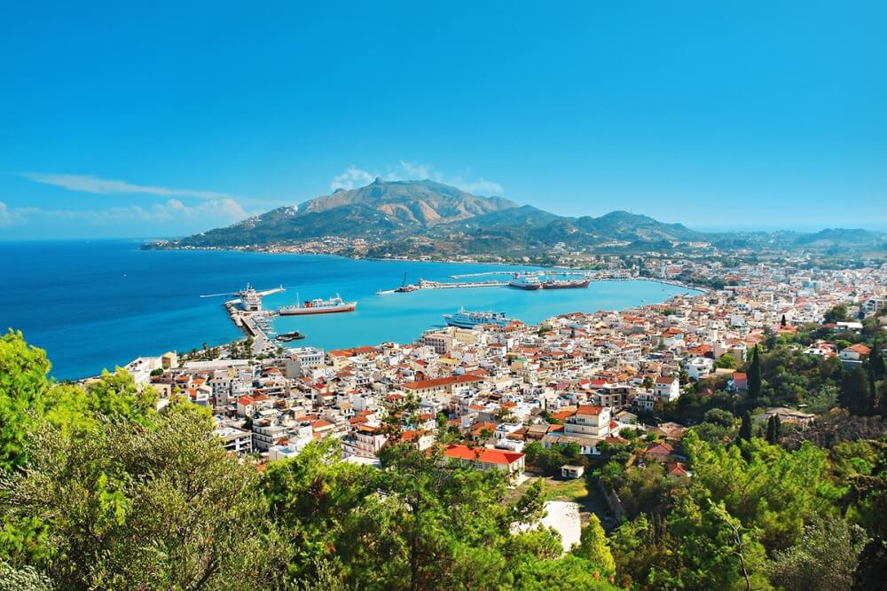 Hlavné mesto ostrova