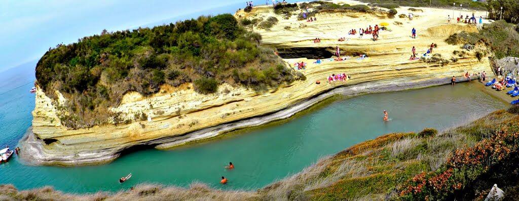 Canaldamour Korfu