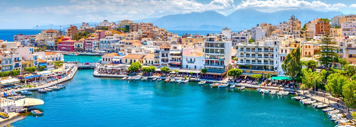 Kréta – ostrov pláži a histórie