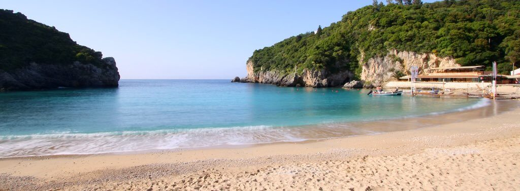 korfu plaze