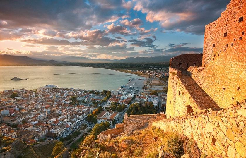 Napflio Grécko