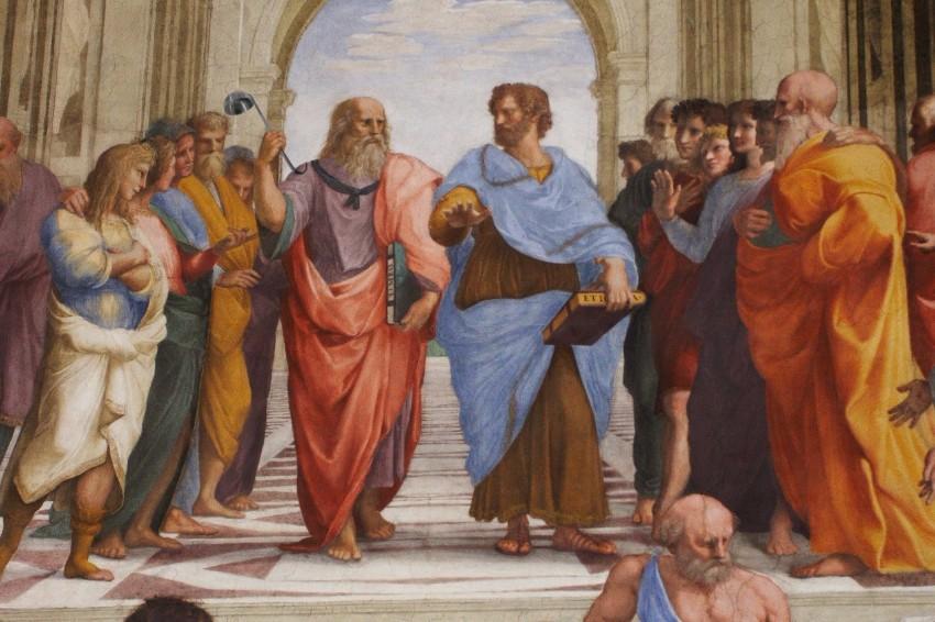Platón a Aristoteles