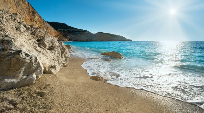 grécko počasie