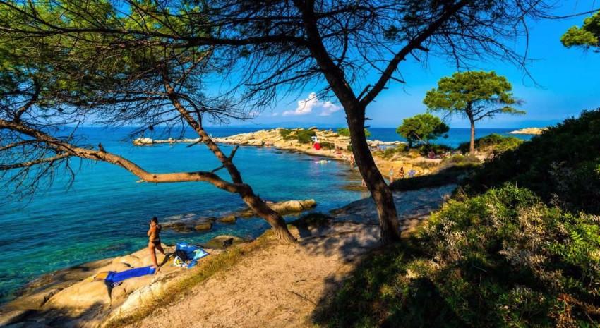 grécko dovolenka