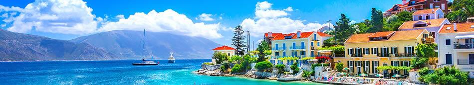 Grécke počasie