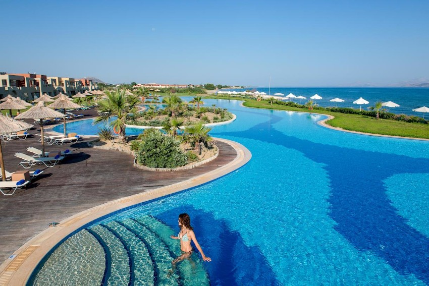 Odysseus Hotel na ostrove Kos