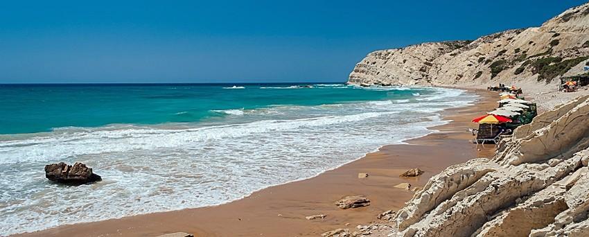 Ostrov Kos pláž