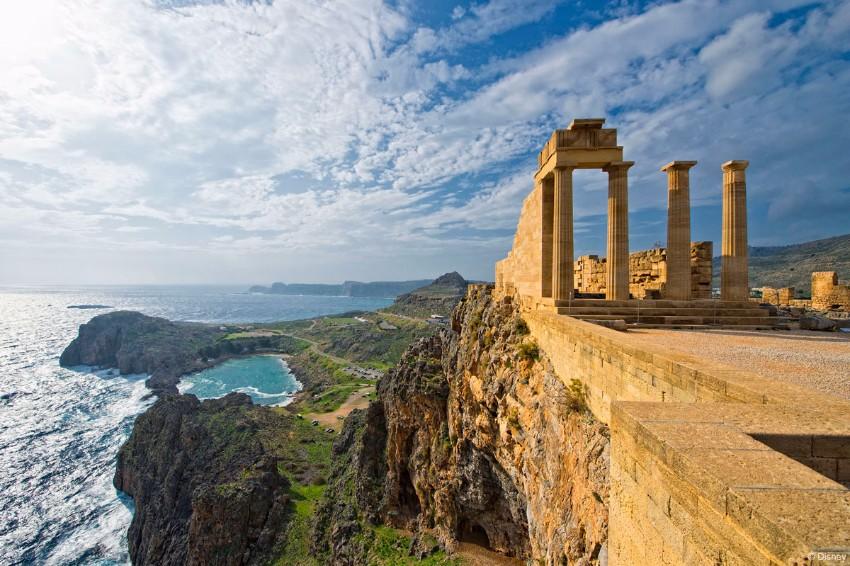 Ostrovný raj Rodos