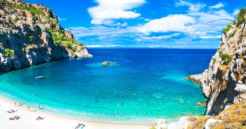 Vacaciones en la isla de Karpathos