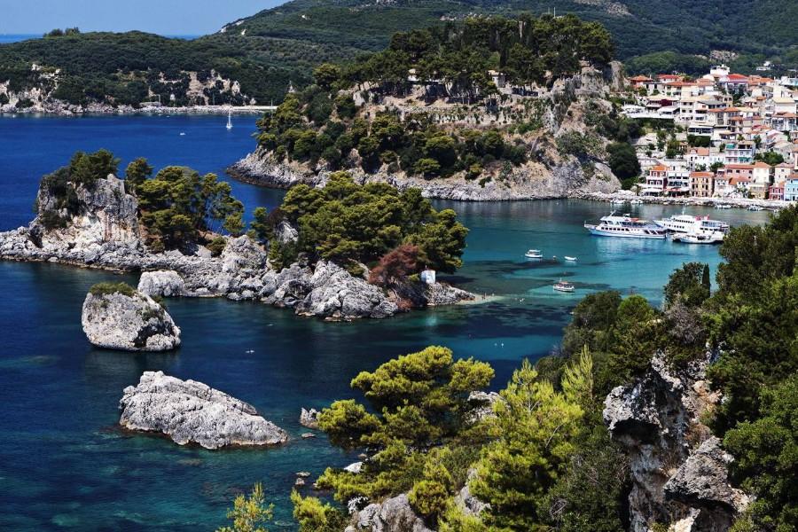 Horský región Epirus
