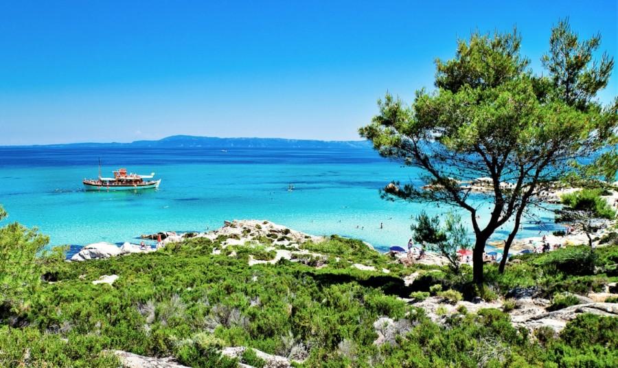 Chalkidiki dovolenky