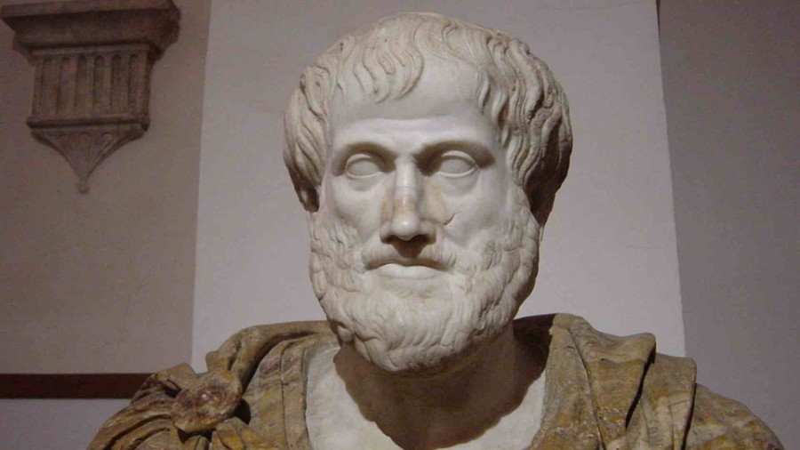 aristoteles grécko